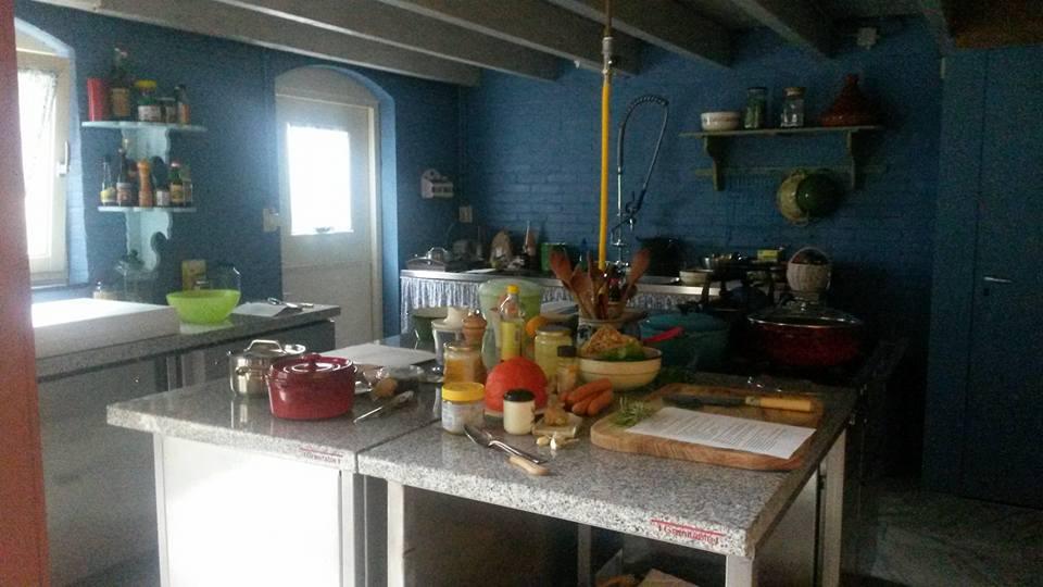 De thoolse parel u2013 kookworkshops kooklessen en theetuin