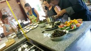 kookworkshop zeewieren