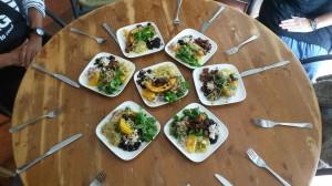 lunchbordjes